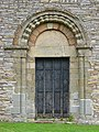 Norman doorway, St. Mary's, Rudford - geograph.org.uk - 931584.jpg