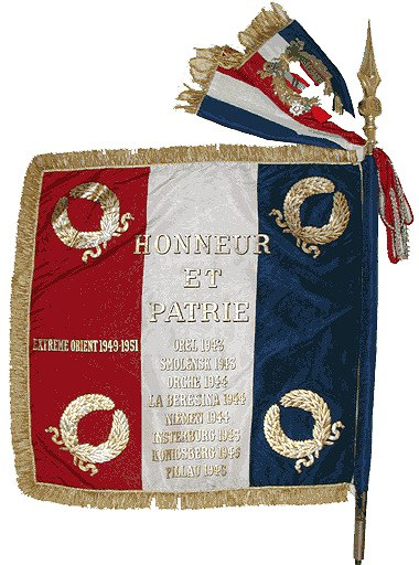 Normandie niemen group flag free french