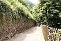 North access ramp of Heidelberg Castle - Heidelberg - Germany 2017.jpg