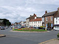 Northallerton - Roundabout at Friarage Street (western end) - geograph.org.uk - 507586.jpg