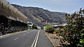 Northern access to Playa Charco Verde from the LP-213 road (Canary Islands 2015, La Palma, GPS) - panoramio.jpg