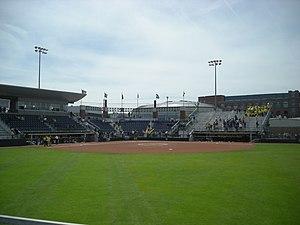 Michigan Wolverines softball - Alumni Field, the home of the Michigan Wolverines softball team