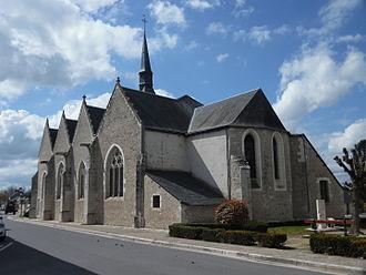 Chitenay - Notre-Dame church