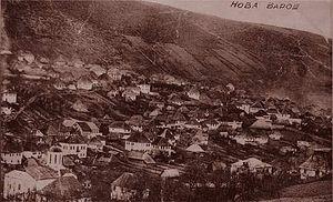 Nova Varoš - Nova Varoš in 1930s