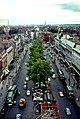 O'Connell St., Dublin from Nelson's Pillar, 1964.jpg