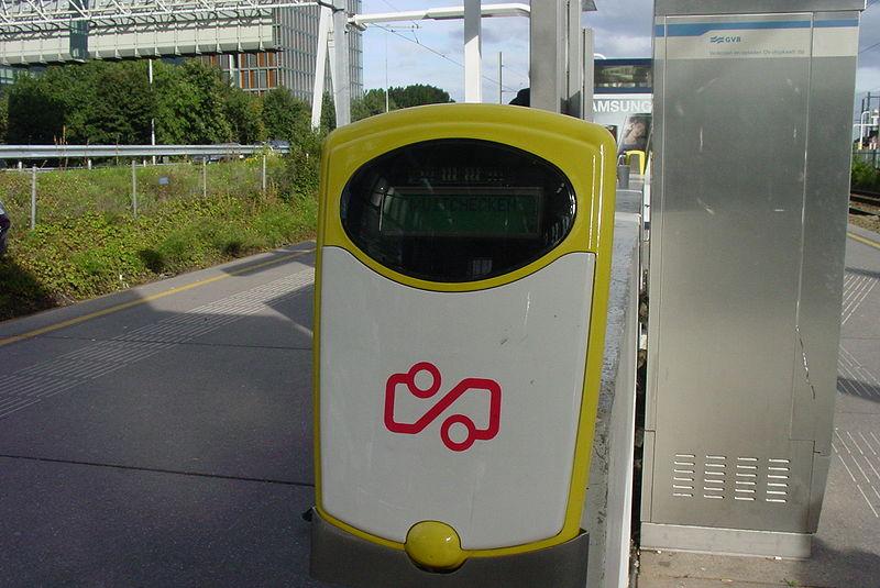 Quanto custa o transporte em Amsterdam
