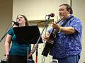 OVFF 2009 - Erica Neely and Bill Roper (4088320506).jpg