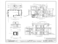 Oaks Place, 808 Maysville Road, Huntsville, Madison County, AL HABS ALA,45-HUVI.V,1- (sheet 4 of 4).png