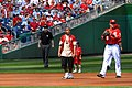 Obama Throws Pitch, Greets Military Children at Nationals Game DVIDS266125.jpg