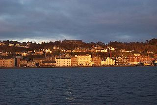 Oban Human settlement in Scotland