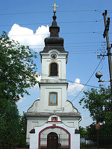 Obrovac, Orthodox church.jpg