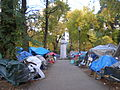 Occupy Portland November 9 path.jpg