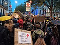 October 2020 Protest in London, Polish Embassy.jpg