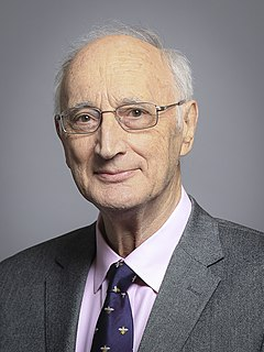 George Young, Baron Young of Cookham British Conservative politician