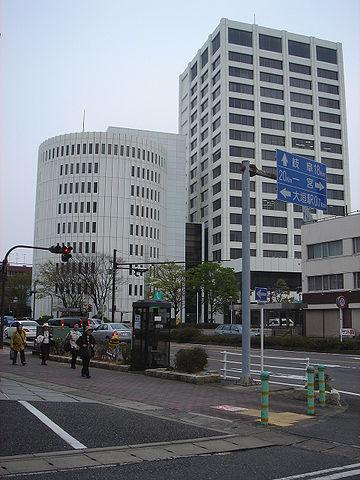 大垣共立銀行の本店