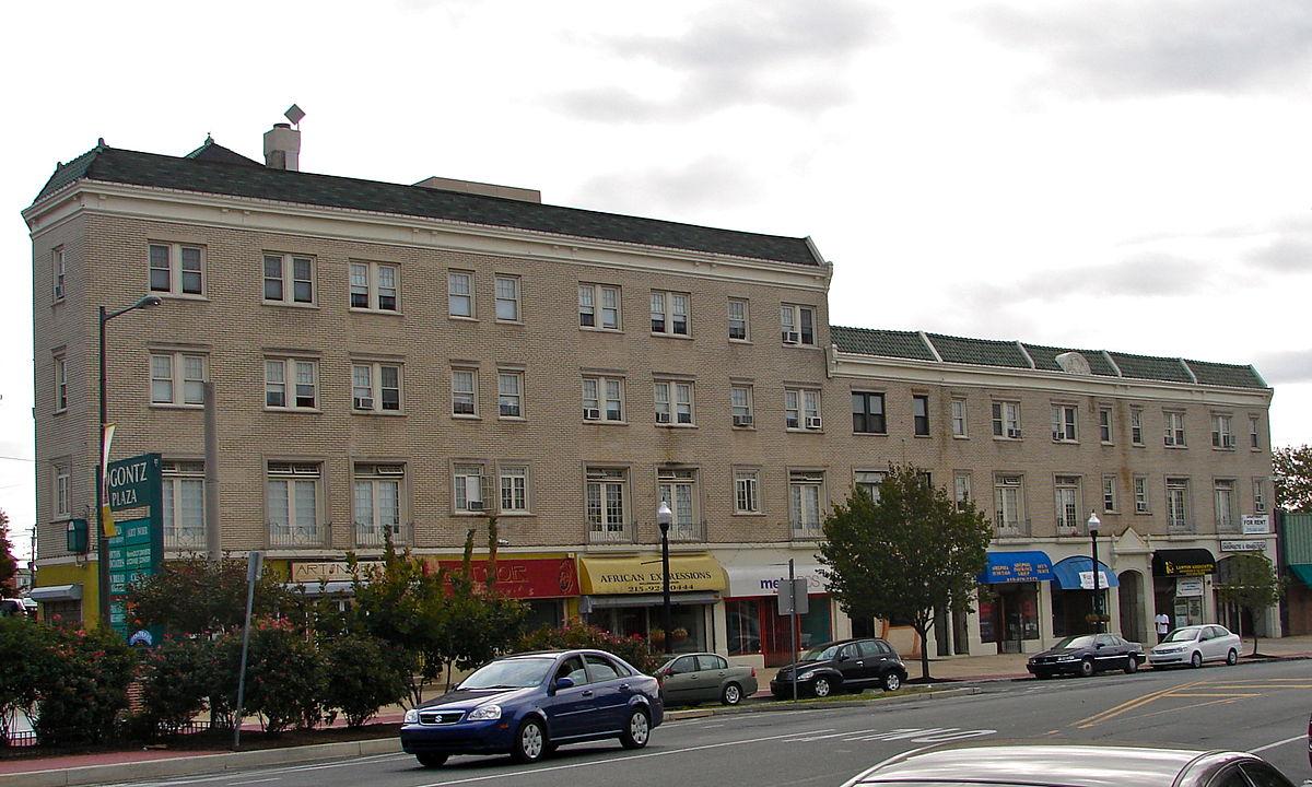 Ogontz Hall Wikipedia