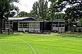 Old Finchleians Memorial Ground cricket pavilion clubhouse 02.jpg