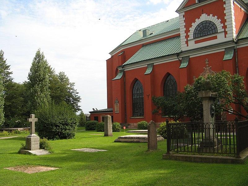 Gamla och Pretty Cemetery (1095707860) .jpg