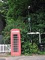 Old red telephone box - geograph.org.uk - 883802.jpg