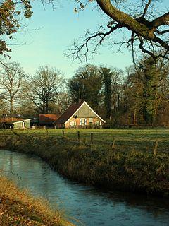 Hof van Twente Municipality in Overijssel, Netherlands