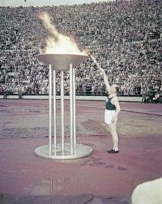 1952 Olympiatuli