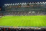 Match de l'Olympique de Marseille au Stade Vélodrome