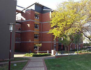 University of Pretoria Faculty of Veterinary Science - Onderstepoort new residence