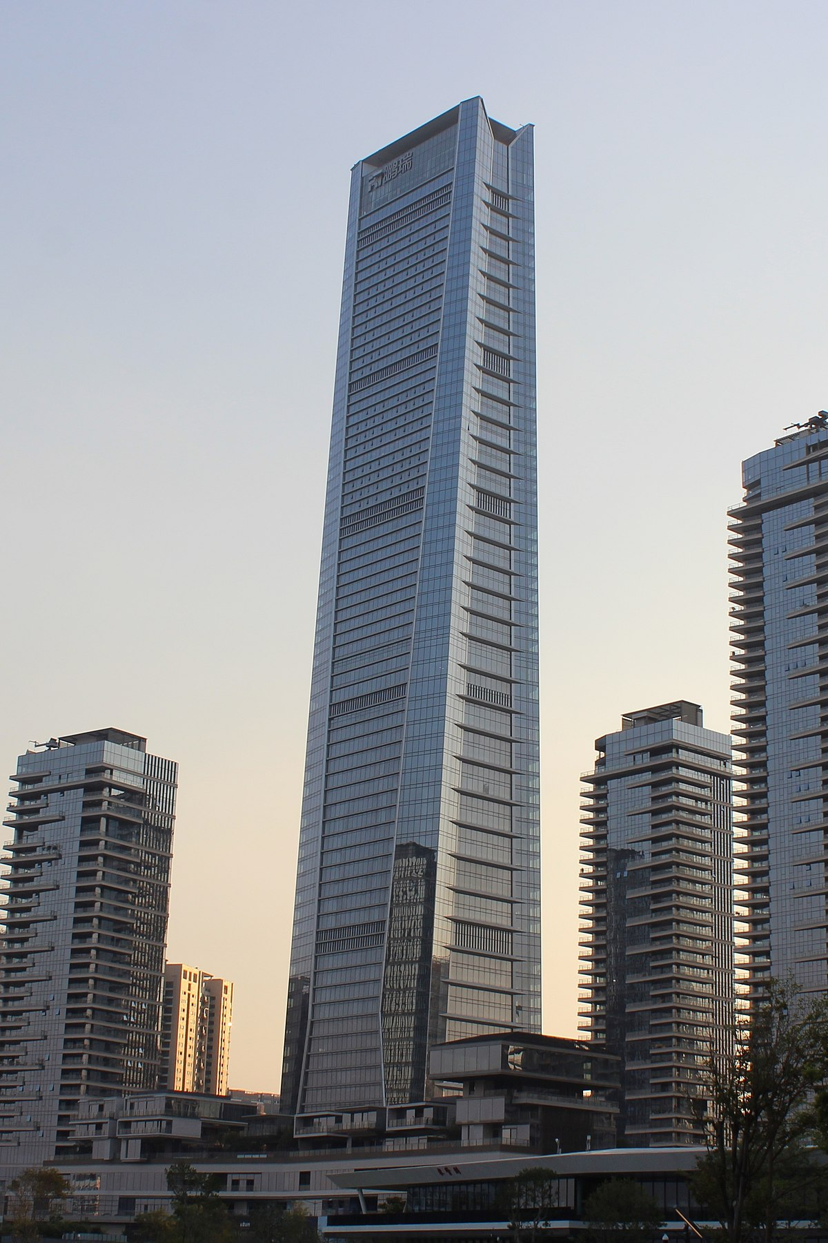 One Shenzhen Bay Tower 7 Wikip 233 Dia