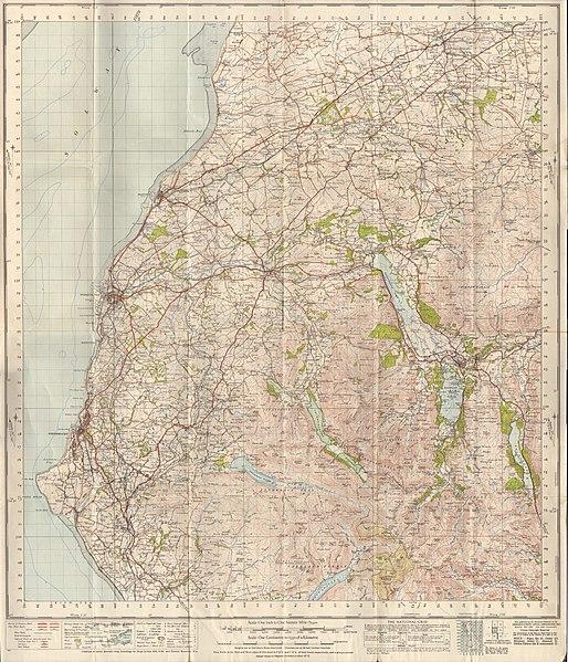 File:Ordnance Survey One-Inch Sheet 82 Keswick, Published 1947.jpg