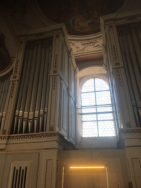 Datei:Orgel der Marienkirche.jpg