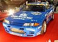 Osaka Auto Messe 2017 (269) - Nissan Skyline GT-R (1990 JTC, No.12).jpg