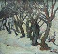 Osostowicz-Pejzaż zimowy z drzewami.jpg