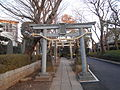 Otake shrine funabashi.JPG