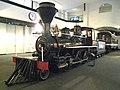 Otaru Museum, steam locomotive H. K. Porter No.672, in 2008-06-13.jpg