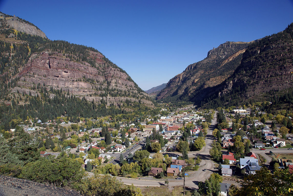 Ouray, Colorado - Wikipedia