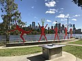 Outdoor, public barbecues in Kangaroo Point Park with a view 4.jpg