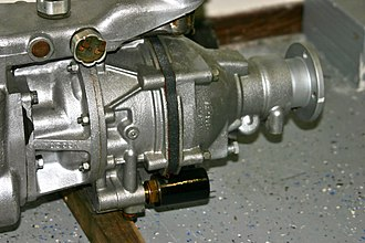 "Overdrive (mechanics) - Laycock de Normanville ""J type"" Overdrive Unit."