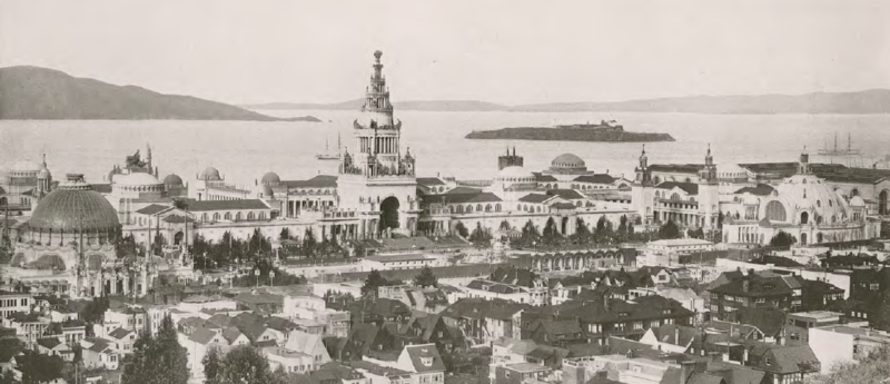 File:Overview of PanPac exhibit, 1915.tiff