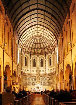 Catholic Churches Oxford City Centre