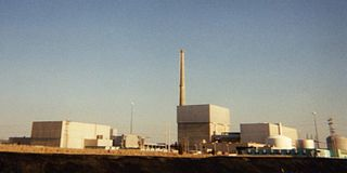Oyster Creek Nuclear Generating Station architectural structure