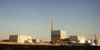 Oyster Creek Nuclear Generating Station - Image: Oyster Creek Nuclear Generating Station 1998