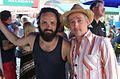 OzFest 2015 Munich – 2nd day – David Stewart Ingleton & Tim J. Webb 01.JPG