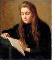 Ozias Leduc (1864–1955) - La Liseuse.png