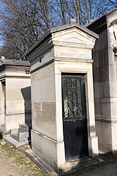 Tomb of Bourgerie and Villette