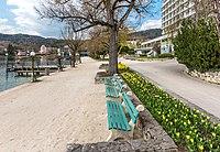 Pörtschach Johannes-Brahms-Promenade Blumenstrand Tulpenbeet 11042020 8702.jpg