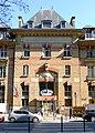 P1010424 Paris XIV Rue du Faubourg-Saint-Jacques Hôpital Cochin reductwk.JPG