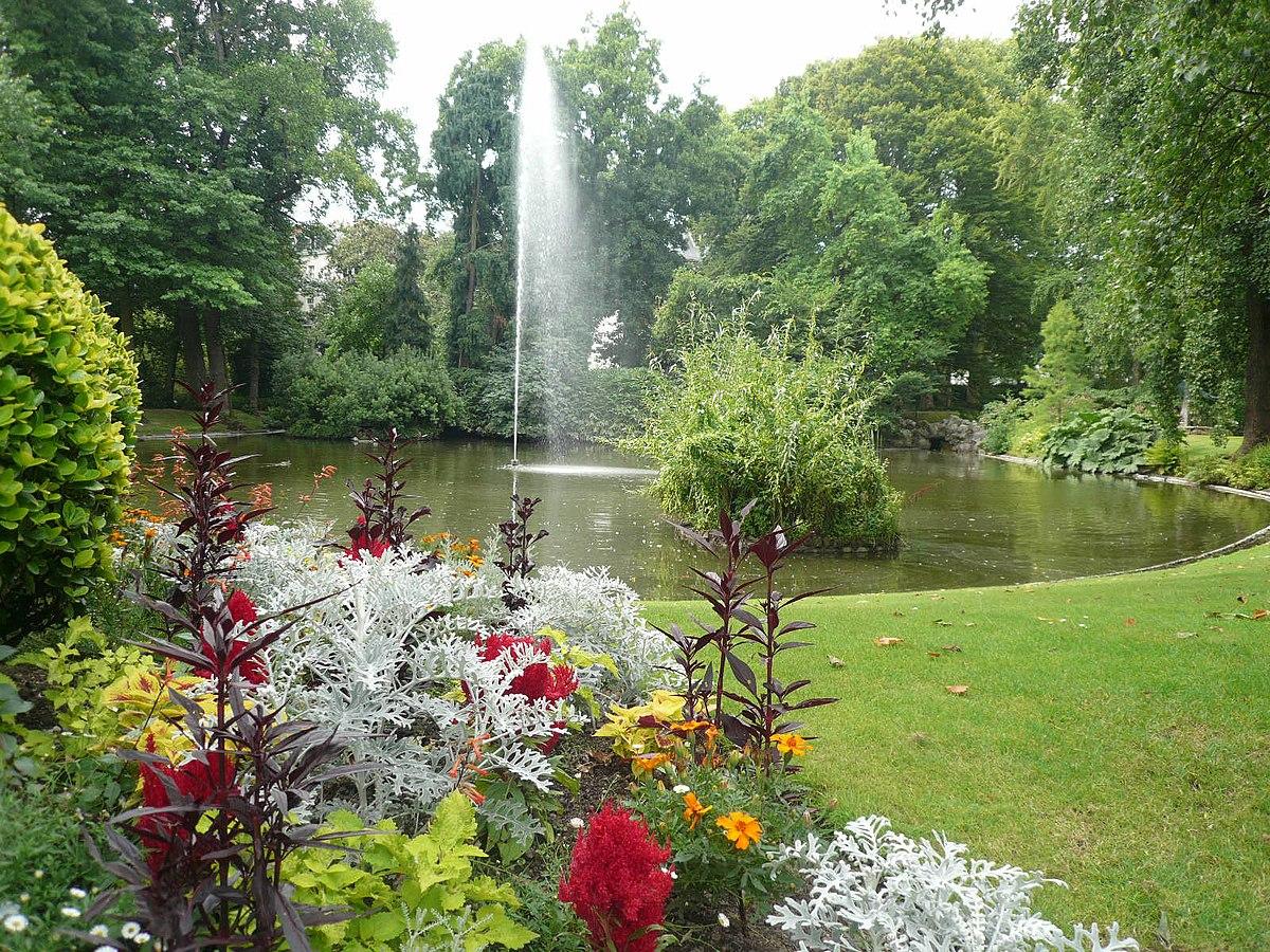 Jardín de las plantas de Nantes - Wikipedia, la enciclopedia libre