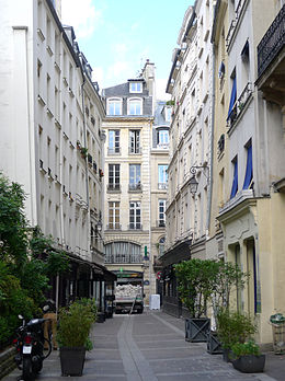 Image illustrative de l'article Rue Mauconseil