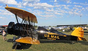 Pitcairn Mailwing - PA-7S Super Sport Mailwing