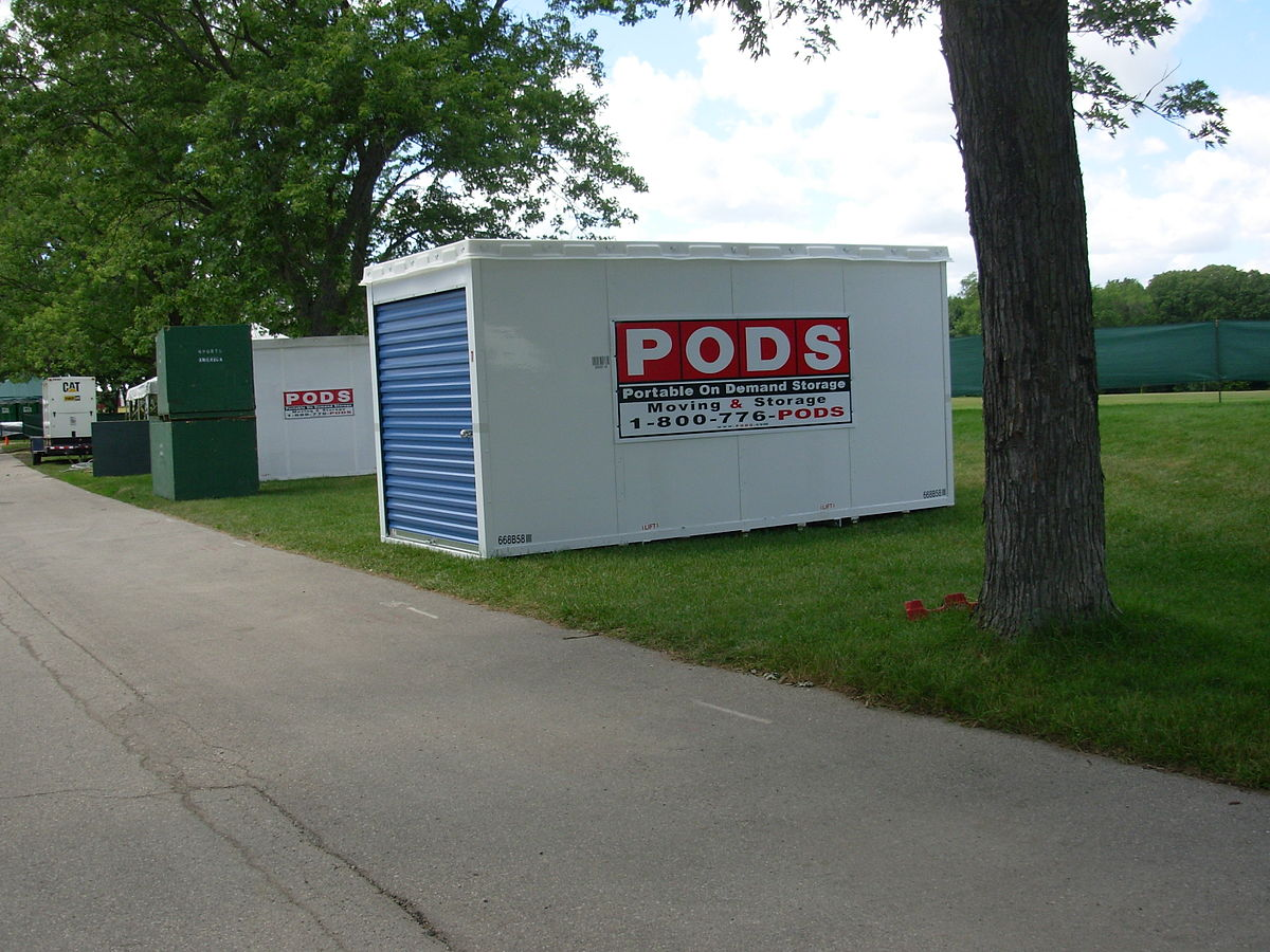 PODS (company) - Wikipedia